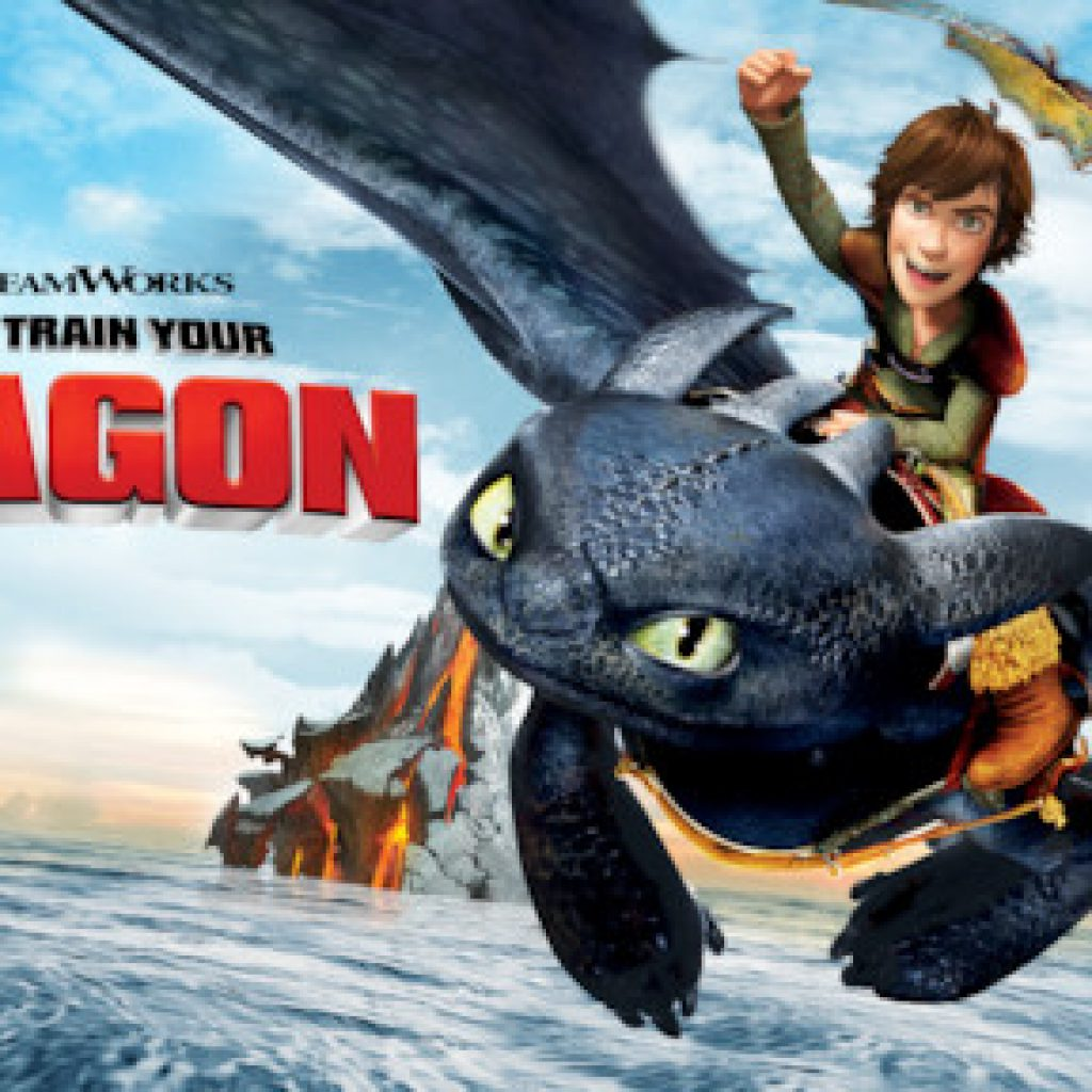 Movie Review Rewind How To Train Your Dragon 2010 Sobros Network