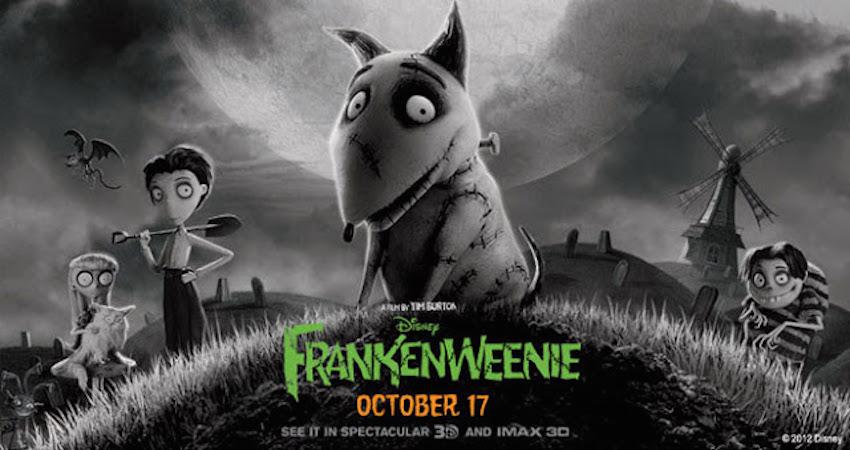 Movie Review Rewind Frankenweenie 2012 Sobros Network